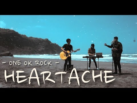 One Ok Rock - Heartache ( ONE TAKE ) cover by Alffy Rev ft She's Bro