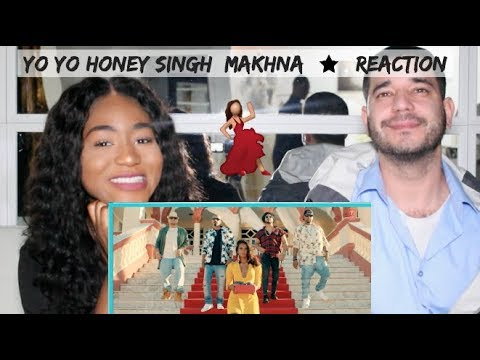 Yo Yo Honey Singh: MAKHNA  Song  Neha Kakkar Singhsta TDO  Bhushan Kumar  REACTION
