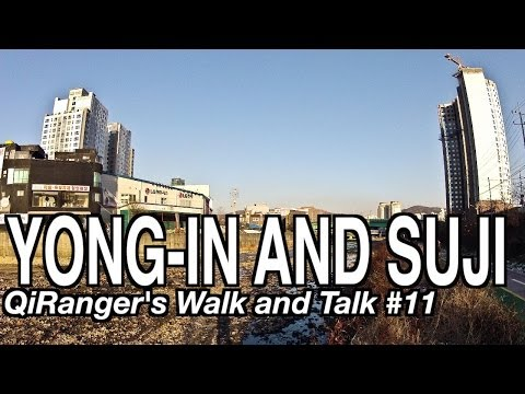 Yong-In and Suji - QiRanger's Walk and Talk #11 [GoPro Korea]