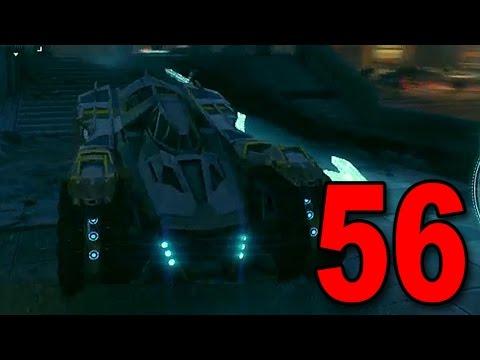 Batman: Arkham Knight - Part 56 - New Batmobile! (Playstation 4 Gameplay)