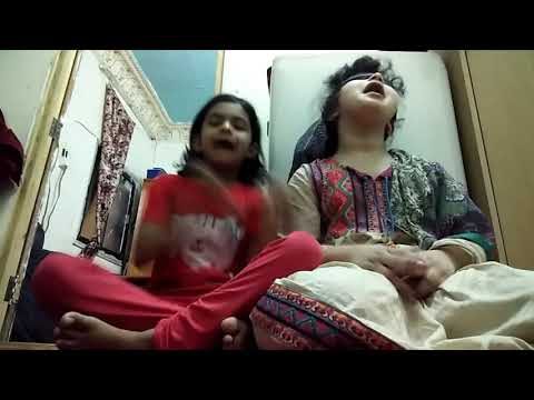 Anbar and maryam play toys(1)