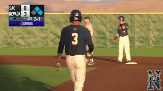 Nevada 6, Sacramento State 2   Highlights Driven by Northern Nevada Toyota Dealers