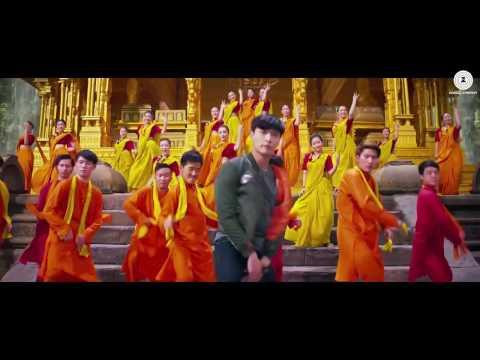 lay dan jackie chan menari lagu bollywood india