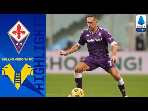 Fiorentina 1-1 Hellas Verona | A Miguel Veloso risponde Vlahovic | Serie A TIM