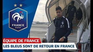 Les Bleus de retour en France, Equipe de France I FFF 2019