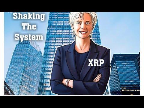 Christine lagarde on cryptocurrency
