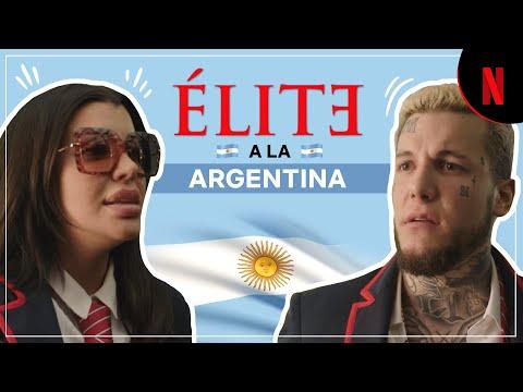 Élite A La Argentina Con Charlotte Y Alex Caniggia | Élite