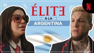 Élite a la argentina con Charlotte y Alex Caniggia   Élite