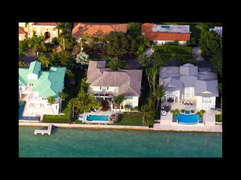 MIAMI BEACH WATERFRONT HOMES | MIAMI LUXURY HOMES