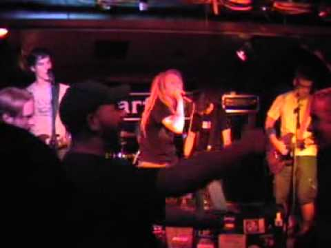 Strike Anywhere - 4/7 Riot Of Words (Live At The Barfly, Cardiff, 2002)