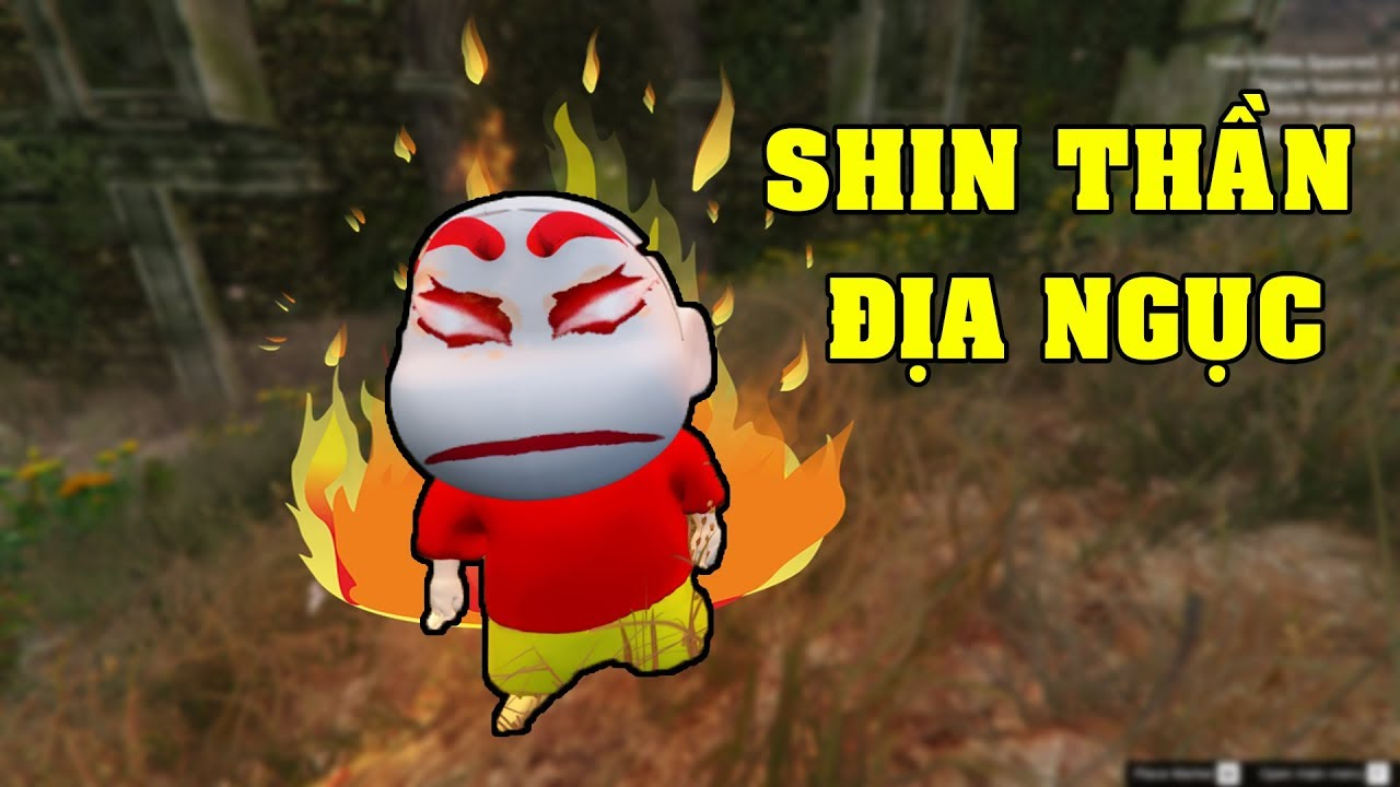 GTA 5 – Shin the killer 4 – Sức mạnh của lửa hạ thần Địa ngục | GHTG