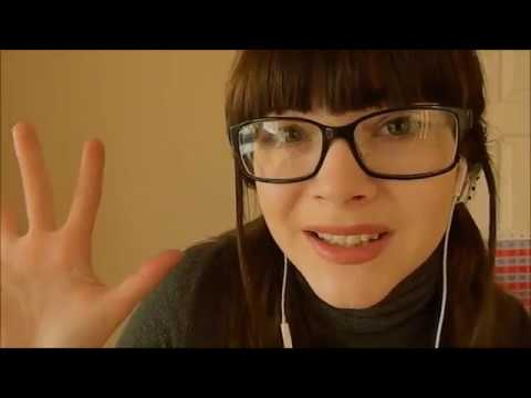 [ASMR] Korean Lesson 2: How To Say Hello & Introduce Yourself   Teacher Roleplay