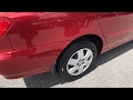 2008 Toyota Corolla Longwood, Orlando, Lake Mary, Sanford, Daytona Beach, FL HP630015M