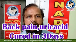 hqdefault - Does High Uric Acid Cause Back Pain