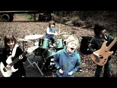 Find The Time Music Video - The Mini Band aged 8 to 10, praised by Metallica and Dream Theater Mp3