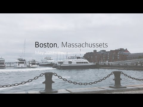 Boston, Massachusetts - The Spirit Of America