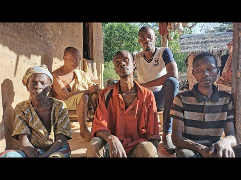 THE Village WITH ONLY BL1ND PEOPLE DISCOVERED IN GHANA 🇬🇭. 😢 HD
