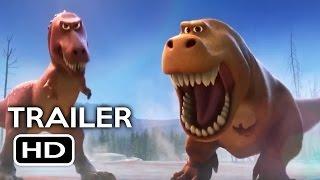 The Good Dinosaur Trailer (2015) Disney Pixar Animated Movie HD