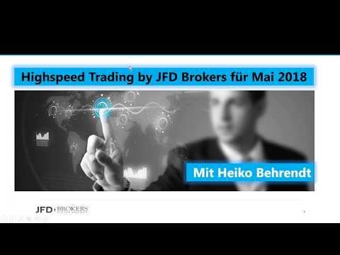 Highspeed Trading - Mai 2018 mit Heiko Behrendt