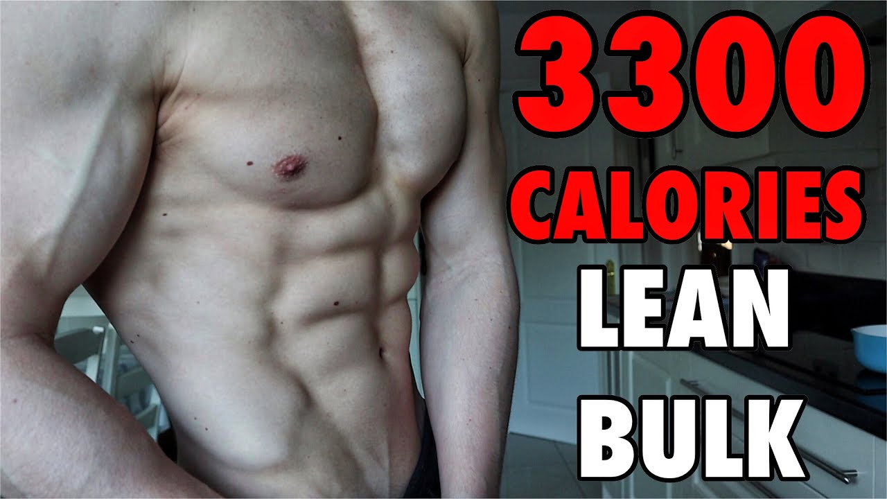 Download Full Day of Lean Bulking | Physique Update (7 Months)