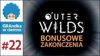 Outer Wilds PL #22 | O życiu, śmierci i dodatkowych endingach