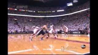 SA-Spurs VS MIA-Heat Game 6 (Overtime) 06/18/2013