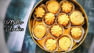 EASY PEASY BUTTER COOKIES  SCRUMPTIOUS COOKIES RECIPE MAGIC OUT OF HANDS