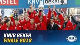 KNVB BEKERFINALE | 2013: AZ - PSV