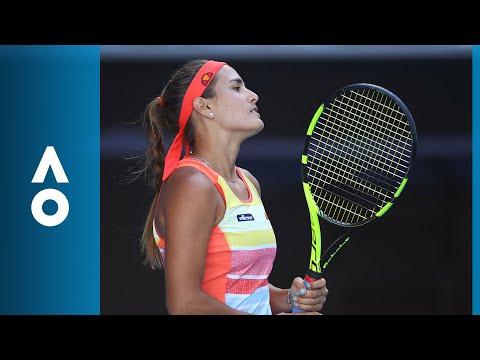 Samantha Stosur v Monica Puig match highlights (1R) | Australian Open 2018