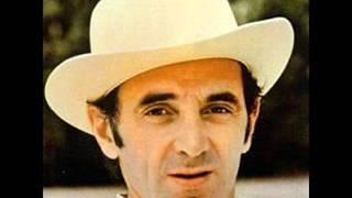 Plus bleu que tes yeux - Charles Aznavour