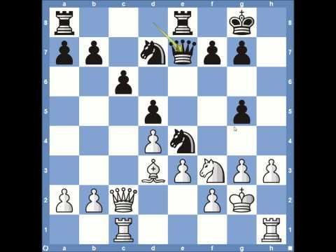 FIDE Grand Prix Baku 2014 Round 1 - Karjakin vs Caruana