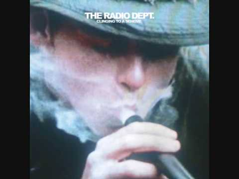 The Radio Dept. - You Stopped Making Sense