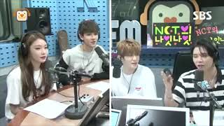 [ENG SUB] 170802 NCT Night Night with Samuel and Chungha