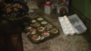 Low Carb Denver Omelet Egg Muffins Recipe