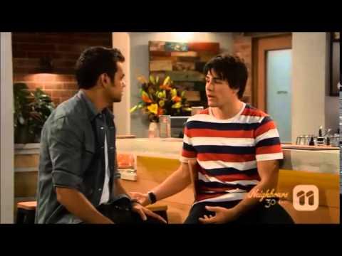 Chris and Nate break up scene ep 7090
