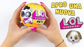 APRIAMO UNA NUOVA LOL SURPRISE PETS SERIE 3 WAVE 2!!