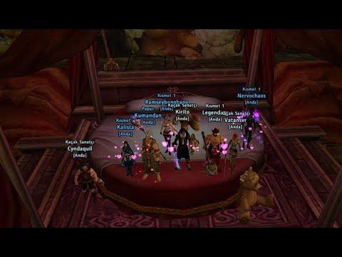 Anda Guild - Grafu Castle 7. Boss: Annelia