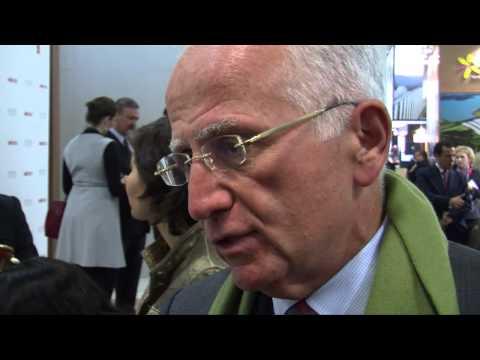 Rodolfo Lopez Negrete Coppel, Chief Executive Officer, Mexico Tourist Board