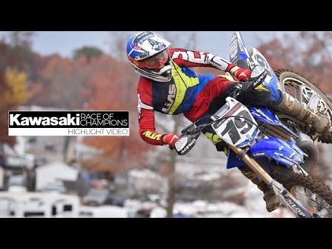 2015 Kawasaki Race Of Champions Highlights