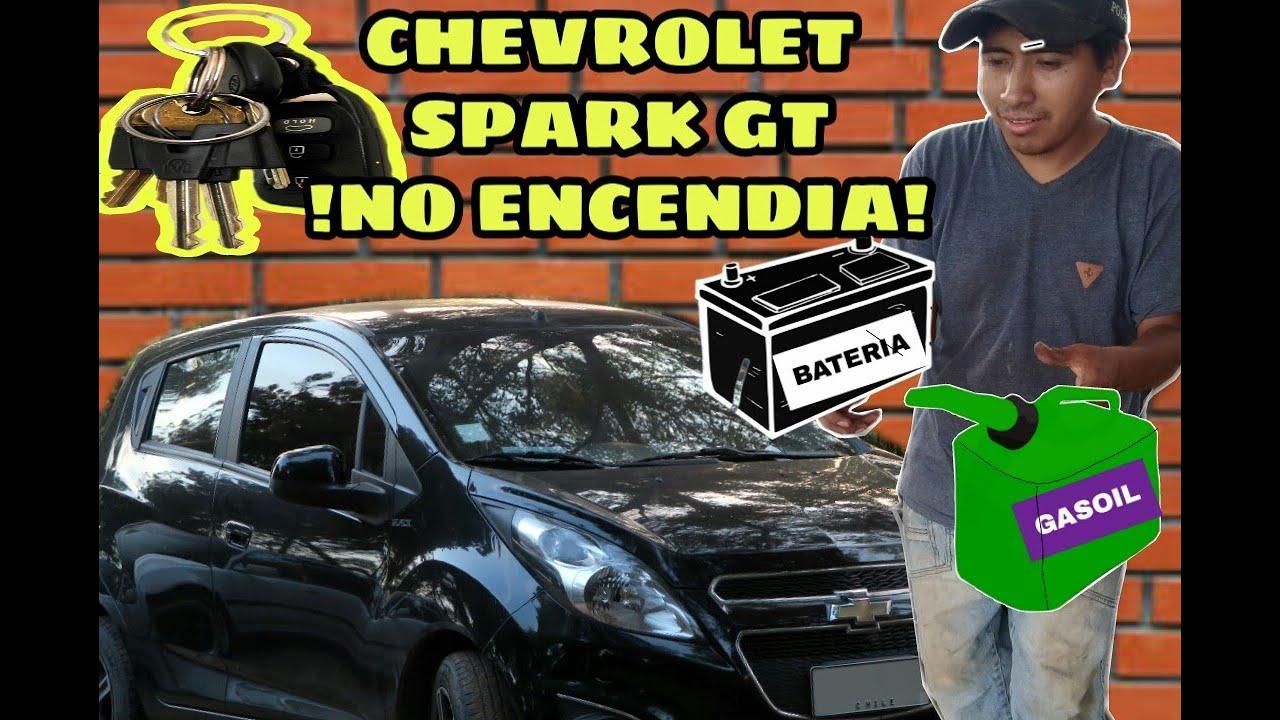 Chevrolet Spark Gt No Enciende Solucionnado Youtube