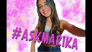 #ASKMARIKA - Il mio primo video su YouTube!