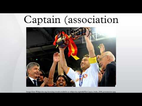 Captain (association football)