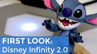 First Look Disney Infinity: Toy Box Starter Pack 2.0 Edition