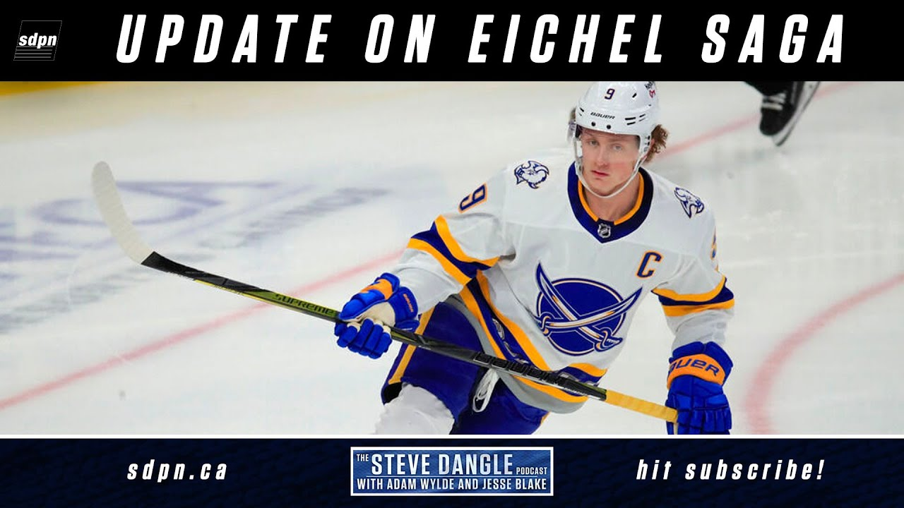 Download What's Really Going On With Jack Eichel & The Buffalo Sabres? | SDP