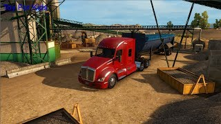 How to play American Truck Simulator #Truck #Toy #For kid
