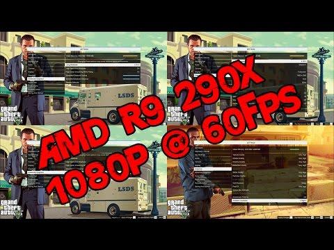 GTA 5 PC DX11 vs DX10 Maximum Settings | Graphics Comparision | Using R9 290X/i5 4670K 1080P@60FPS