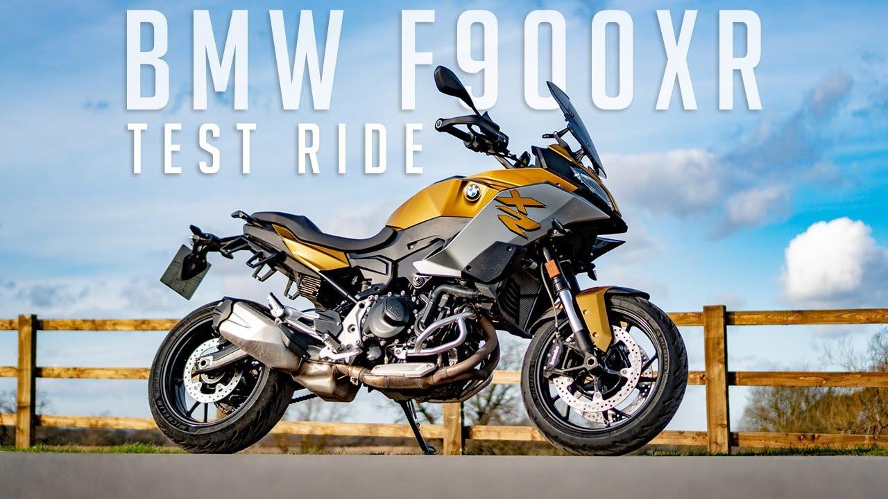 F900xr Test