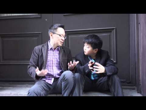 Meet Actor Hudson Yang from