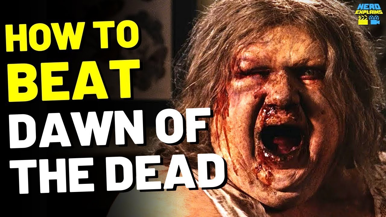 """Download How to Beat the ZOMBIE HORDE in """"DAWN OF THE DEAD"""" (2004)"""
