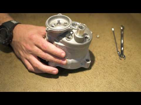Nihilo Concepts KTM 65 SX Heavy Duty Powervalve Blade Install